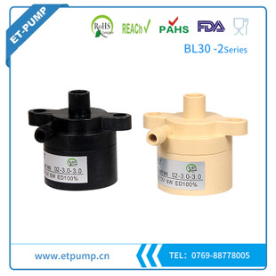 Brushless DC pump - BL30-02 Series