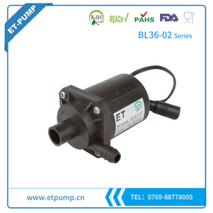 Brushless DC pump - B36-02 Series